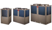 Modular chillers IC-MC-SS an air-cooled series Hydronic Smart