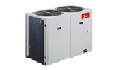 Condensing units for ventustanovok 76-106 kW