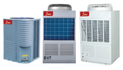 Heat pumps monoblock IHW commercial air-water series