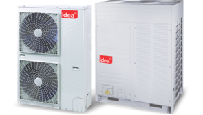 Idea DX-system (direct evaporator systems)
