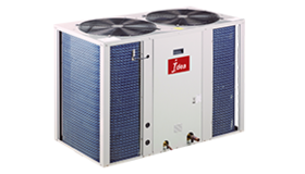 Commercial air-conditioners. Ventilation systems. Outdoor units