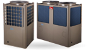 Commercial air-conditioners. Hydronic systems. Air-cooled. «Hydronic Smart M»