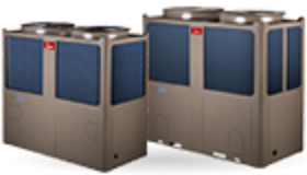 Commercial air-conditioners. Hydronic systems. Air-cooled. 35-130 kW «Hydronic Smart»
