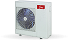 Commercial air-conditioners. Hydronic systems. Air-cooled. 5-7 kW
