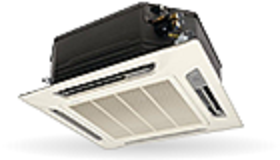 Commercial air-conditioners. Hydronic systems. Fan coil