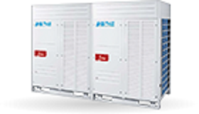 Commercial air-conditioners. DX-system. Outdoor units. Systems DC-Inverter 20-85 kW