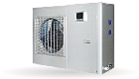 Heat Pumps. Monoblocks with air heat extraction. Swimming pools